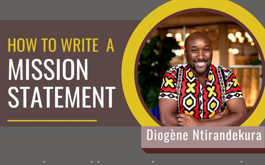 #088 How to write a mission statement